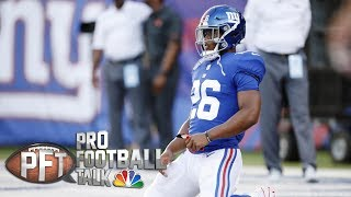 Why Giants should shelve Saquon Barkley until regular season I Pro Football Talk I NBC Sports