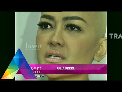 Julia Perez Diramal Meninggal tahun 2016