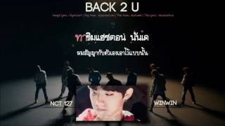 [Karaoke - Thaisub] NCT 127 - Back 2 U (AM 01:27)