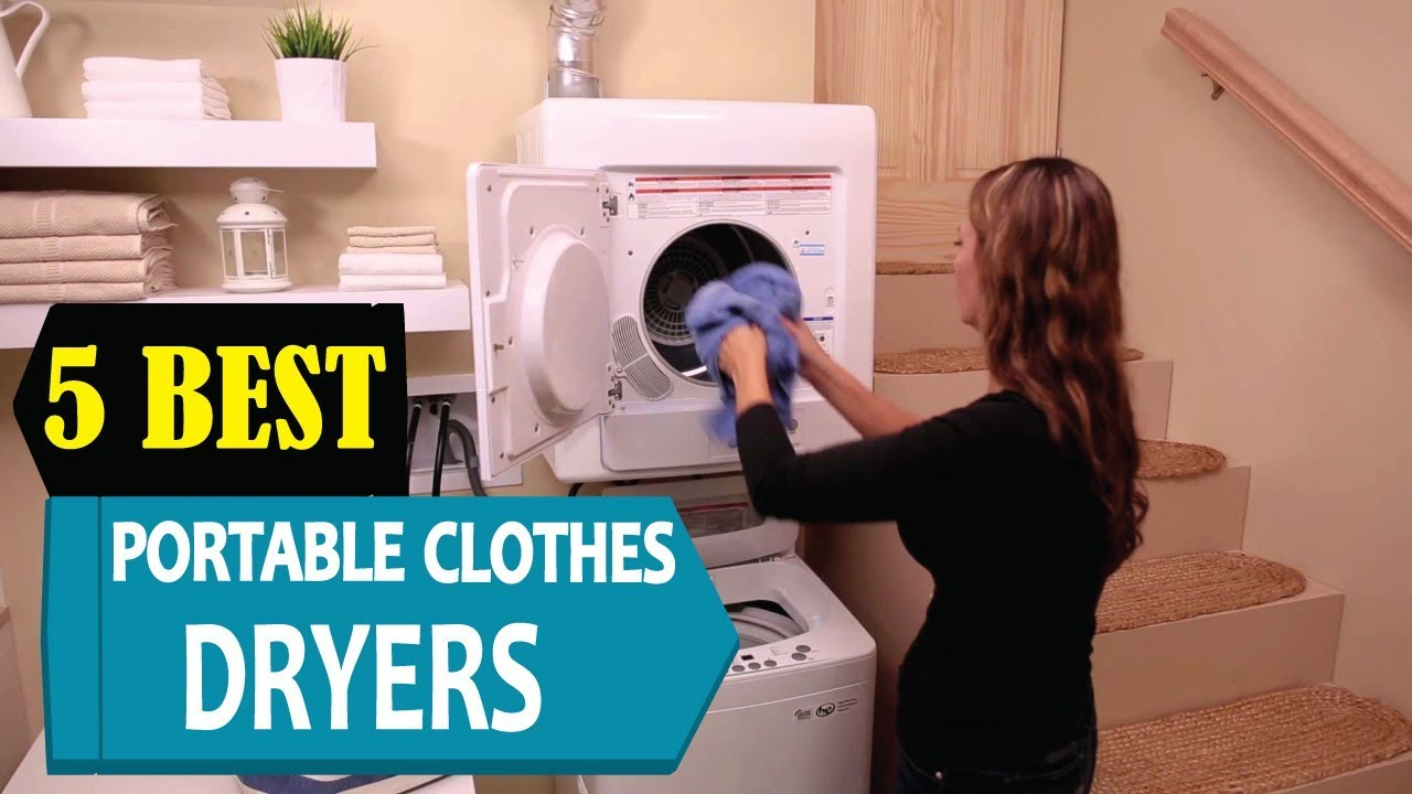 Merveilleux 5 Best Portable Clothes Dryers 2018 | Best Portable Clothes Dryer Reviews |  Top 5 Cloth Dryer