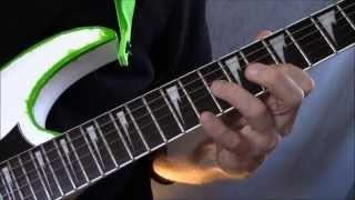 Guitar Lesson 1 - The Cooker George Benson TAB