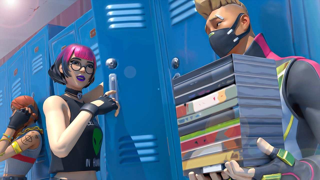Download Fortnite Roleplay TOXIC HIGH SCHOOL LOVE... 😍 (TEENAGER LIFE!) EP 1 (A Fortnite Short Film) {PS5}