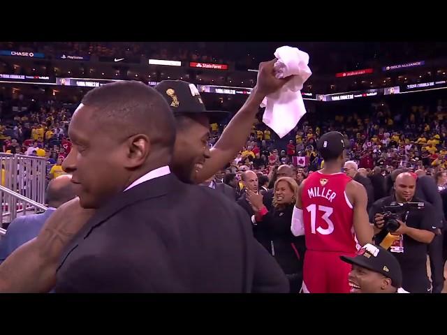 Toronto Raptors vs Golden State Warriors   June 13, 2019