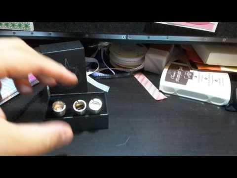 The Smokie Corner reviews the Humboldt Vape Tech Saionara with the Miracle A coil