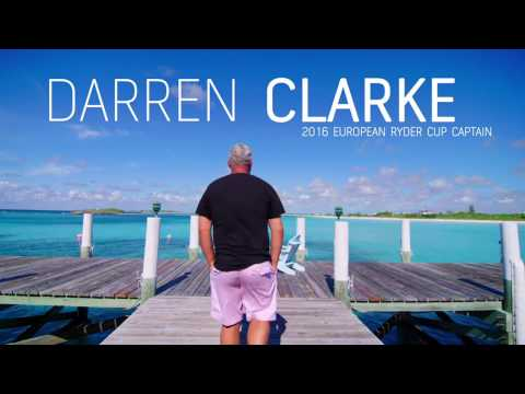Golf Channel's Darren Clarke Feature