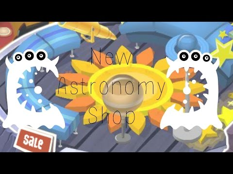 Astronomy Shop? | StandingStaues