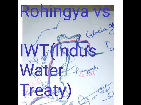 Rohingya Muslims vs Indus Water Treaty