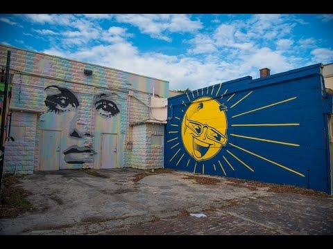 St. Pete Urban Murals
