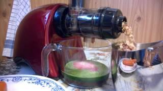 Juicer SANA by OMEGA EUJ - 707 red
