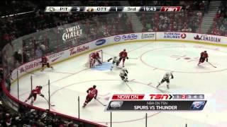 Pittsburgh Penguins vs. Ottawa Senators (April 7) 2015