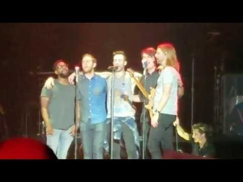Maroon 5 Concert มาตามคำขอจ้า
