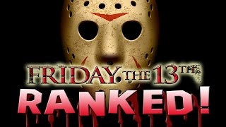 12 Friday The 13th Movies Ranked