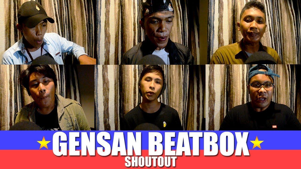 Finest GENSAN Beatboxers Shoutout