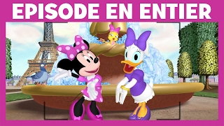 La Boutique de Minnie - Minnie et Daisy à Paris - Episode en entier | HD
