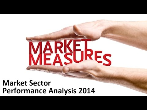 Market Sector Performance Analysis 2014 | Market Measures