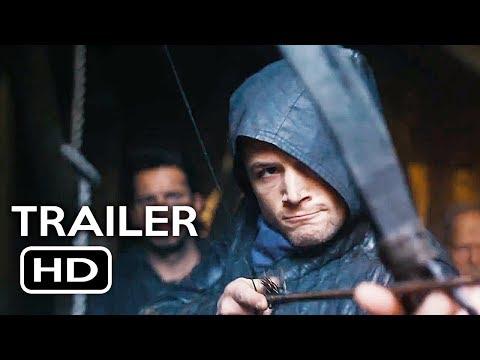 Robin Hood Official Trailer #1 (2018) Taron Egerton, Jamie Foxx Action Movie HD