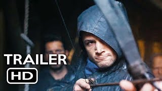 Robin Hood Official Trailer #1 (2018) Taron Egerton, Jamie Foxx Action Movie HD
