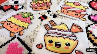 How To Draw Kawaii Cupcakes by Garbi KW