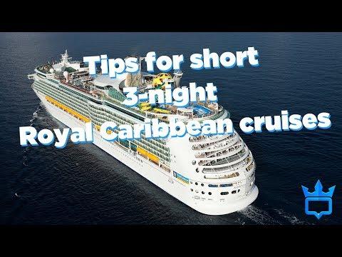 3-night Royal Caribbean cruise tips and secrets