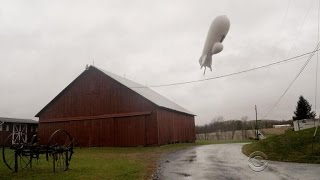 Runaway blimp cuts power in Pennsylvania