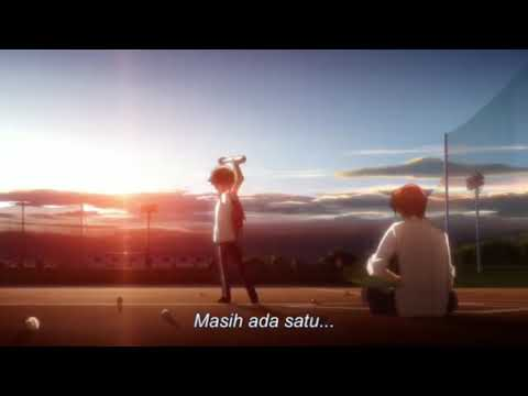 Angel Beats! Episode 10 Sad Moment - Yui dan Hinata [Sub Indo]