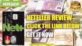 Neteller Account Blocked ⇒ Neteller How To Create An Account Today Easy Way Shop Securely