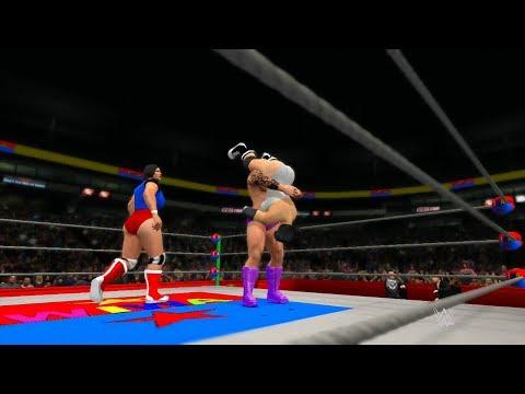 WIWA Wrestling Match #205: Marcus Smith vs Kiyomi Nakano