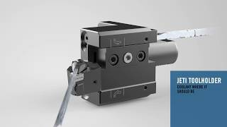 JETI ISO Toolholder Expansion Maximizes Machining Time | Seco Tools