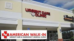 The Best Urgent Care Clinic Pembroke Pines Florida - American Walk-In