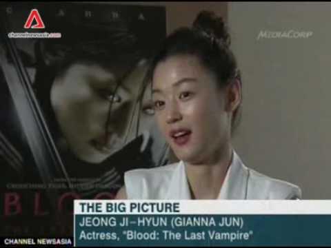 Jeon Ji Hyun's Interview in Channel News Asia (Blo