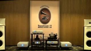 Moscow Hi-End Show 2014: Никитский 12 (Orpheus, Diesis Audio)