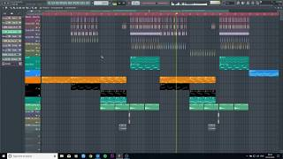 Marshmello - Here With Me Feat. CHVRCHES [ INSTRUMENTAL/ FLP]