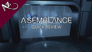 Asemblance - Quick Game Review