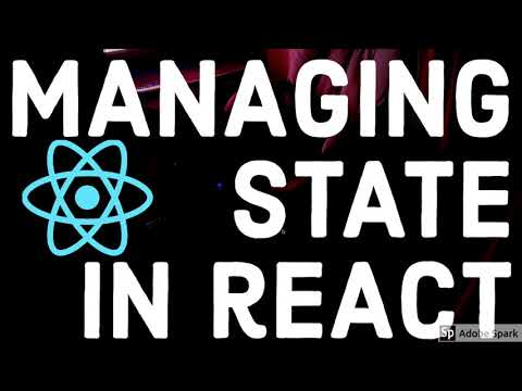 React Managing State in Components #62