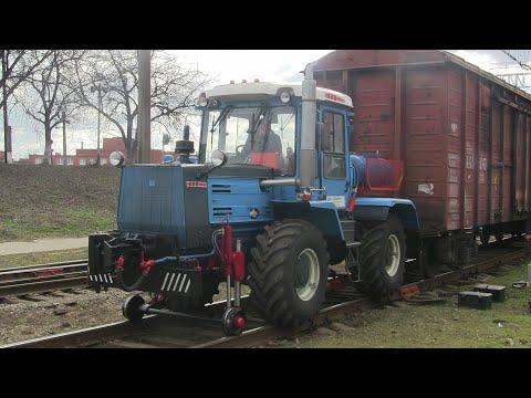 Локомобиль ММТ-2 на