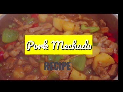 PORK MECHADO | MECHADONG BABOY RECIPE | HOW TO COOK MECHADO | PANLASANG PINOY
