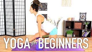 Yoga For Beginners - Gentle & Easy 30 Minute Full Body Flow