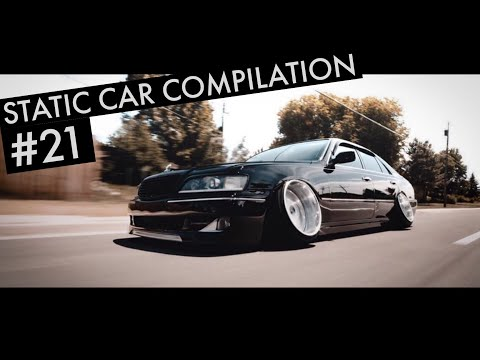 Slammed Static Car Compilation #21