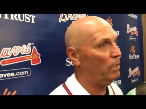 VIDEO: Snitker on Foltynewicz latest bad start in loss to Mariners