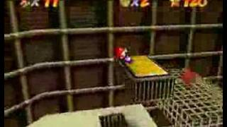 Super Mario 64 - Stomp on the Thwomp