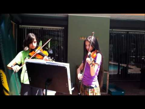 Simple Gifts Duet