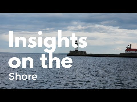 Insights on the shore of Lake Superior!