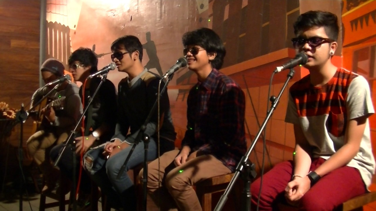 STANZA - Little Things (COVER by One Direction) | Live ...