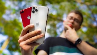 Braucht man immer das Neuste? - iPhone 7 Plus vs iPhone 11 Pro Max