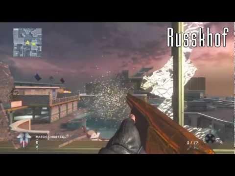 Call Of Duty Black Ops: Gun Sounds Remix The XX - Intro