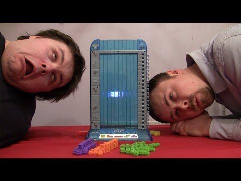 Tetris Tower 3-D | Ashens & Guru Larry thumbnail