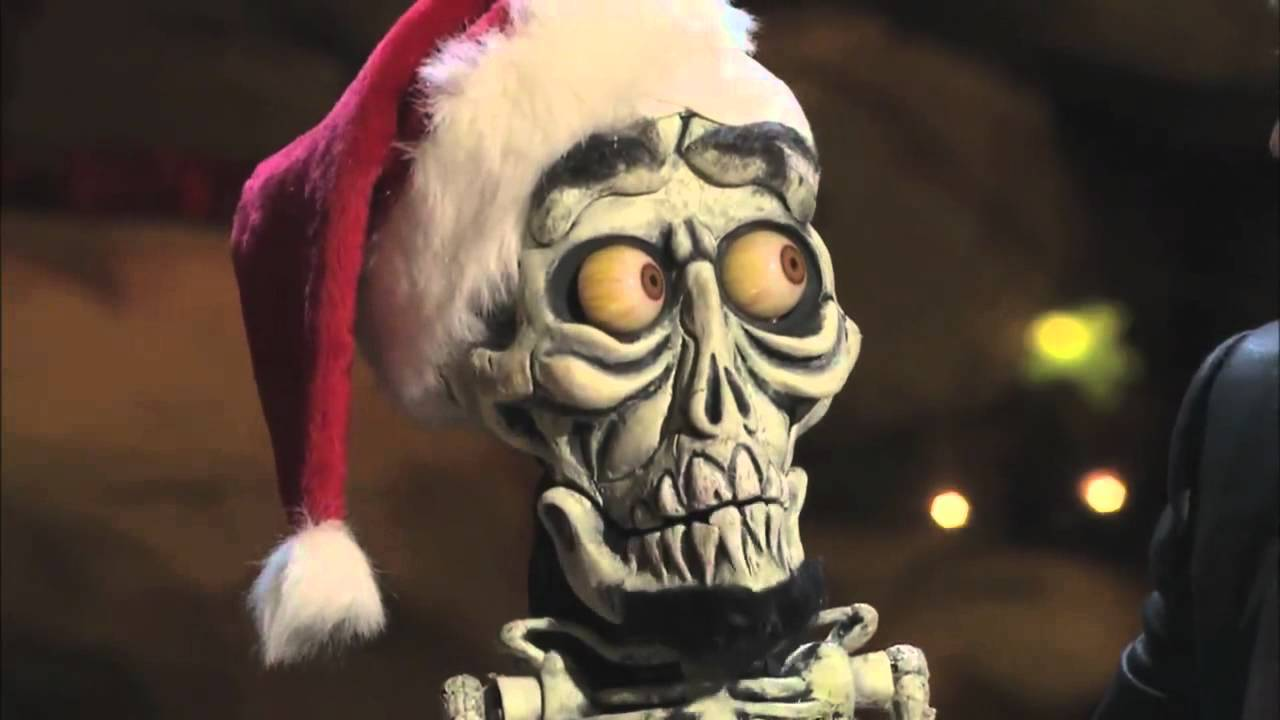 Dirty Harry Quotes Wallpaper Achmed The Dead Terrorist Is Santa Jeff Dunham Youtube