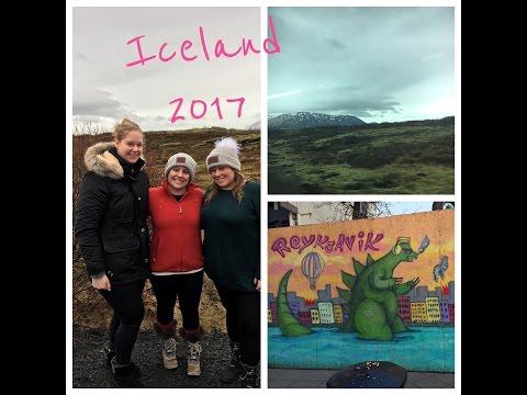 Travel Vlog: Iceland 2017