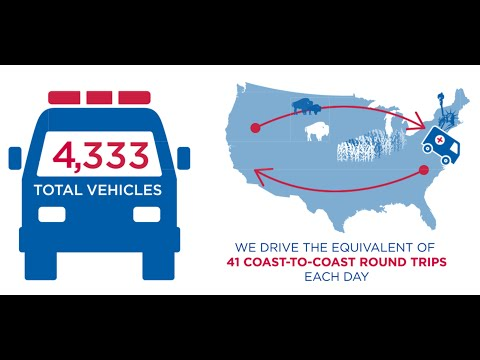 Video infographic: AMR by the numbers