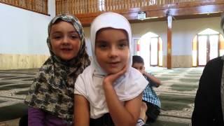 AUSTRALIA GOT TALENT-SALMA 6 Years old reading Quran NEW 2014